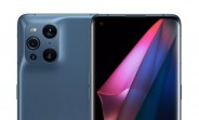 Oppo Find X3 Pro, X3 Lite, and X3 Neo specs and renders leak