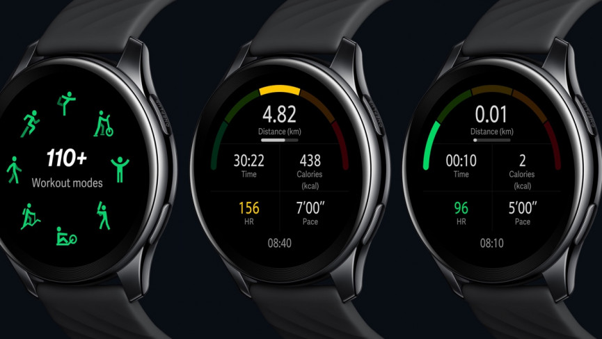 OnePlus Watch health and fitness features