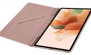 New leaked renders show the Samsung Galaxy Tab S7 Lite 5G in pink