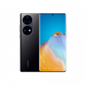 Speculative 3D render of the Huawei P50 Pro
