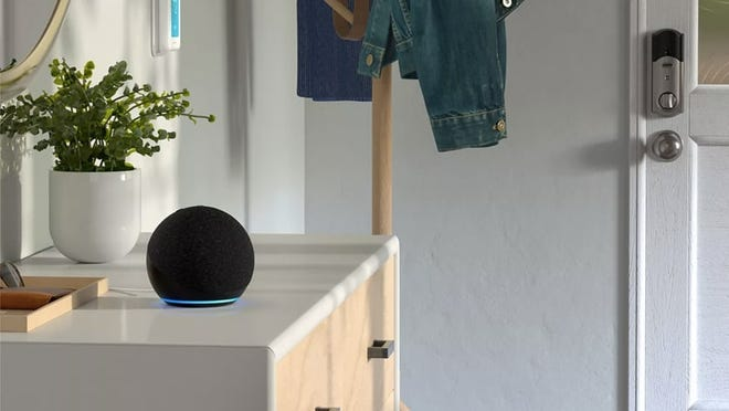 Interested in putting together a smart home? The Echo Dot's an affordable starting place.