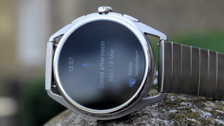 Wear OS and google assistant