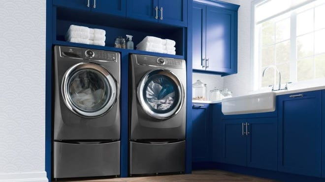Laundry will feel like less of a chore with these Electrolux machines.
